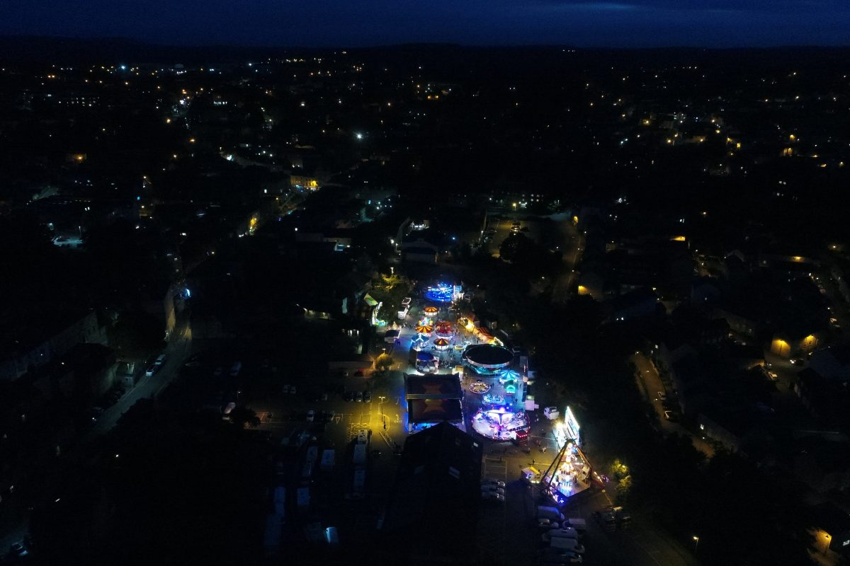 Town fair comes to light