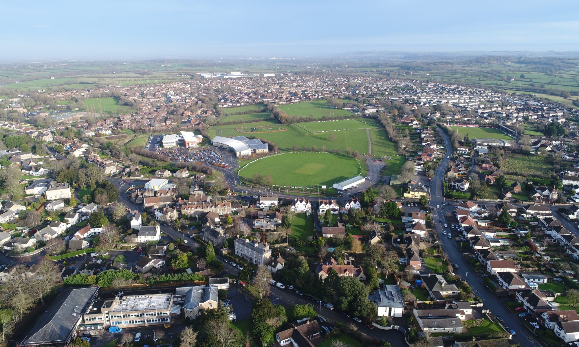 Old Frome showground and medical centre